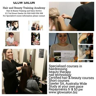 Career in Hair & Beauty Gawler Gawler Area Preview