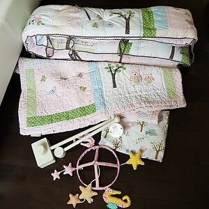 Baby crib accessories