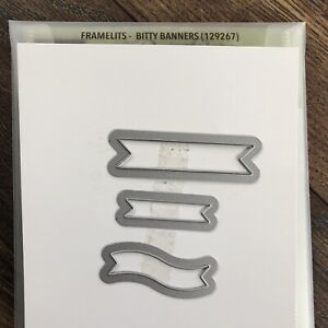 Stampin Up - Embossing Framelits and Embossing Folders