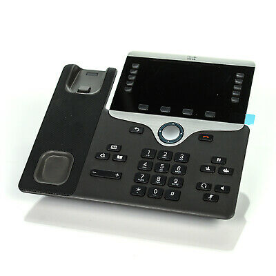 Cisco Cp-8841 8841 Ip Voip Color Lcd Display Video Phone Cp-8841-k9 - Base Only