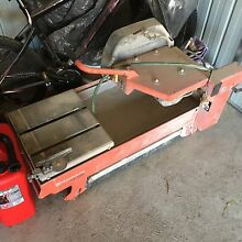 Husqvarna ts 350 e brick/tile saw Clearview Port Adelaide Area Preview