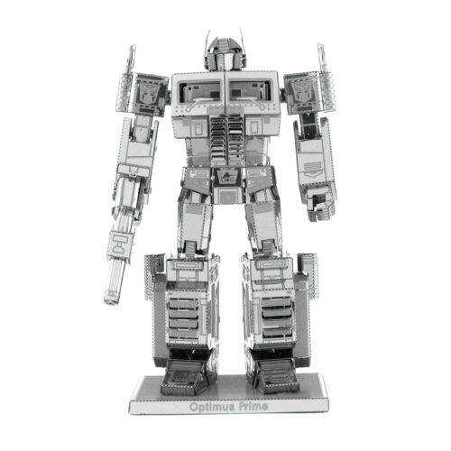 Metal Earth Transformers Optimus Prime Steel Model Kit NEW