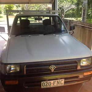 1996 Toyota Hilux Ute Clifton Beach Cairns City Preview