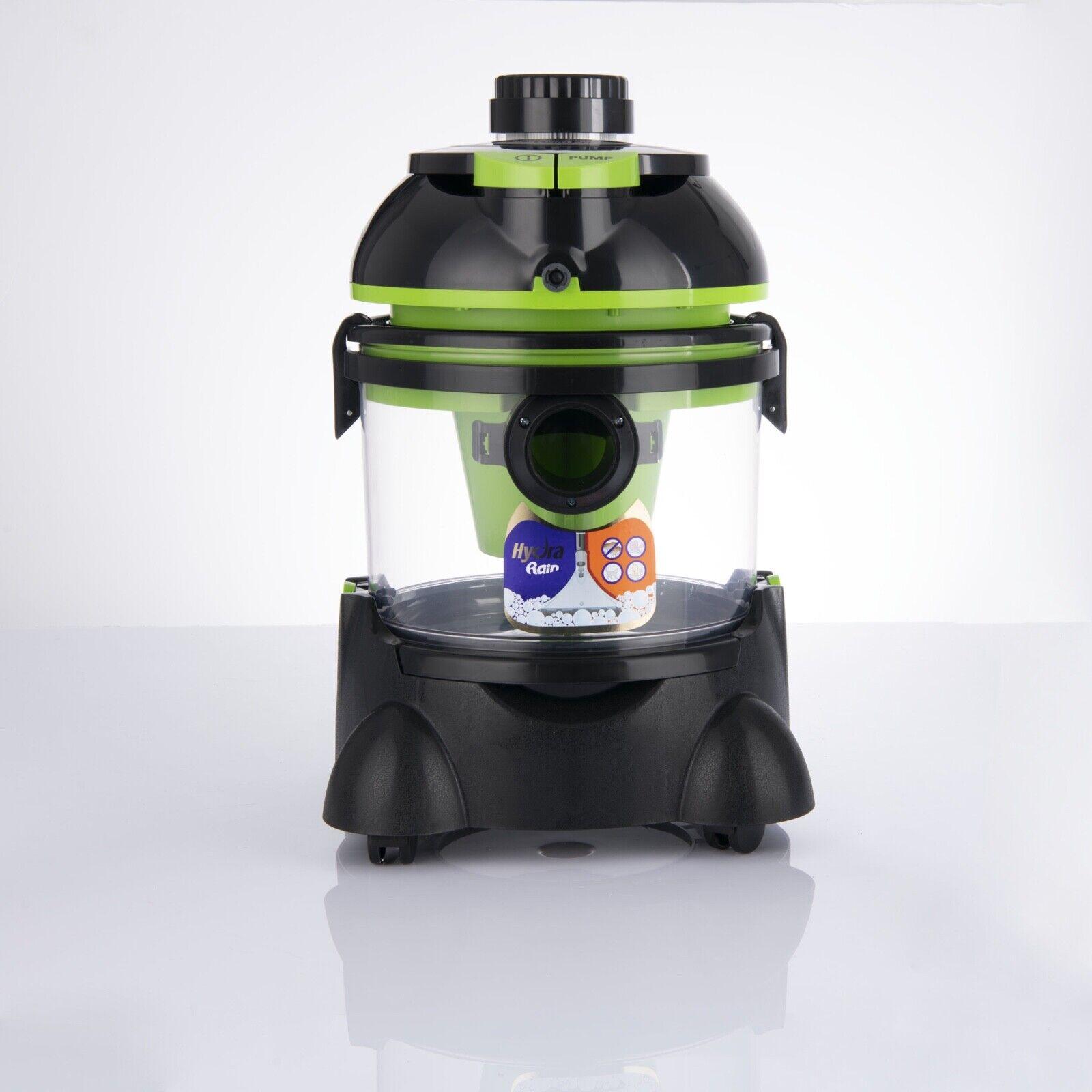 arnica Hydra Rain Pro All in One Staubsauger Wasserfilter Nass & Trockensauger