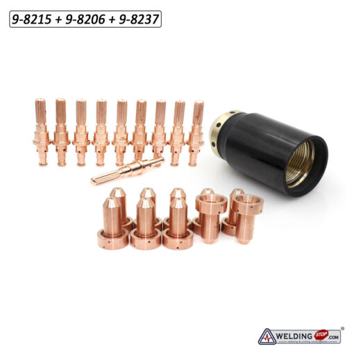 21pcs Tips 40A 9-8215 Tips 9-8207 9-8218 for Thermal Dynamics SL60//100
