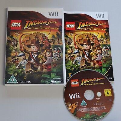 LEGO Indiana Jones - Die legendären Abenteuer Nintendo Wii