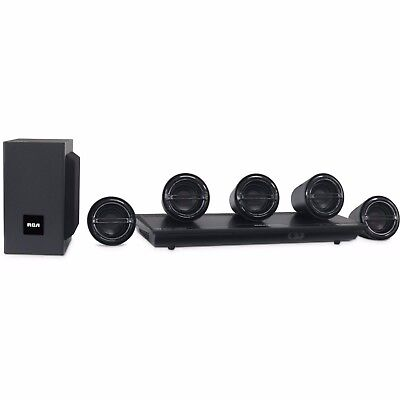 RCA DVD Home Theater System HDMI 1080P Output 300W 5.1  (RTD3277H) ™