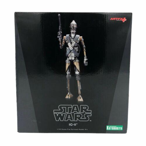 Kotobukiya ARTFX Star Wars IG-11 Statue (open box, read description)