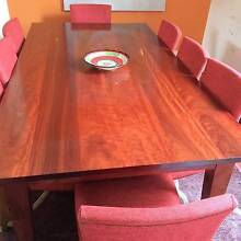 Nicholas Dattner Custom-Made Billabong Dining Table - Immaculate Lewisham Marrickville Area Preview