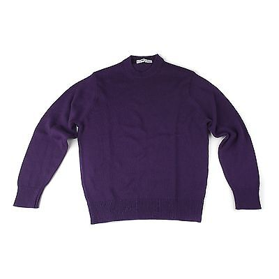 INIS MEÀIN Classic Jersey S1201 Seide/Cashmere Made in Irland