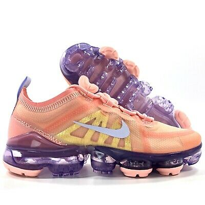 Nike WMNS Air Vapormax 2019 Bleached Coral Pink Purple AR6632-603 Women's -
