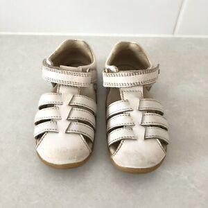 BOBUX Step Up Jump Girls Toddler Sandal Shoe Size 22 RRP $74.95