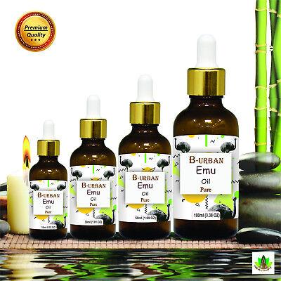 Emu(Dromaius novaehollandiae) 100% Pure Oil 10ml to