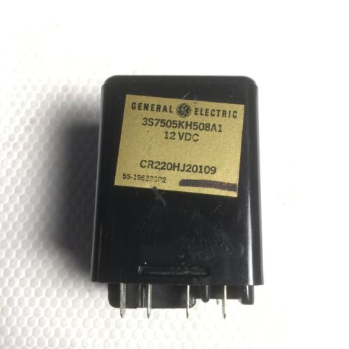 GE CR220HJ20109 Relay Kit / 3S7505KH508A1 New In Box