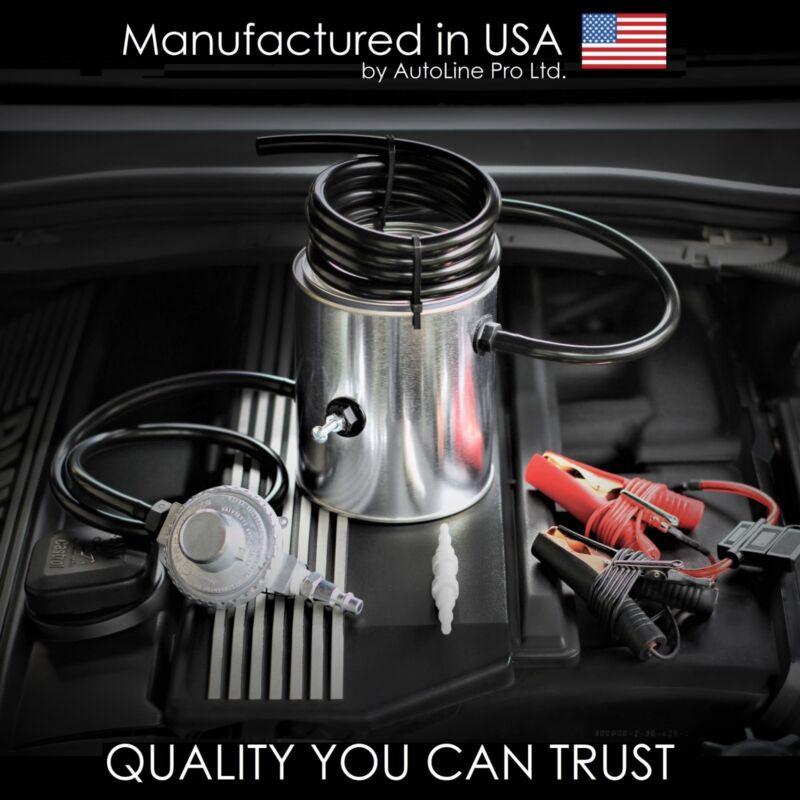 Automotive EVAP and Vacuum Smoke Machine Diagnostic Leak Detection Tester