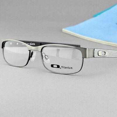 New Frames Titanium Eyeglasses Eyewear RX Carbon Plate Sport Light OX5079-0255