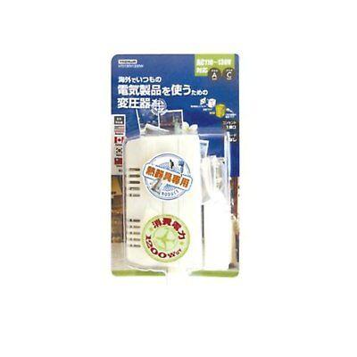 Yazawa HTD130V1200W Step Down Transformer AC110V-130V to 100V 1200W F/S w/Track#