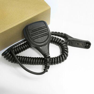 Remote Speaker Mic For Motorola Radio Xpr6350 Xpr6550 Xpr7350e Xpr7550e Pmmn4025