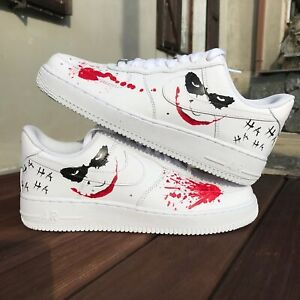 Joker Custom Air Force 1
