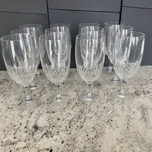Waterford Lismore Essence Water / Iced Beverage Glass Goblets ~ 7 Available