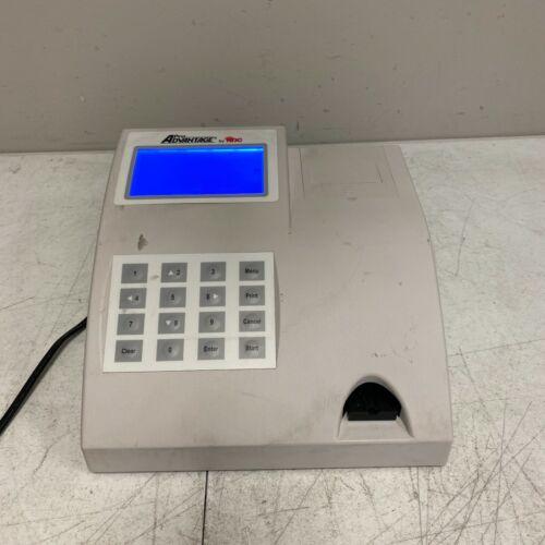 2012 NDC P080000 ProAdvantage Urine Analyzer W/ Strip Holder Tested and Working