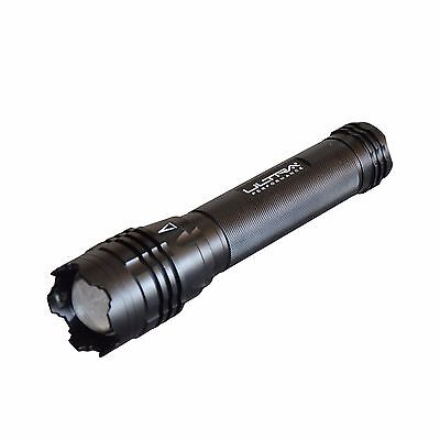 3* Aaa Gentle 1-mode 360lm White Light Led Flashlight Glass Lens Zooming P4 Led Lamp Torch Mini Flashlight Cool In Summer And Warm In Winter