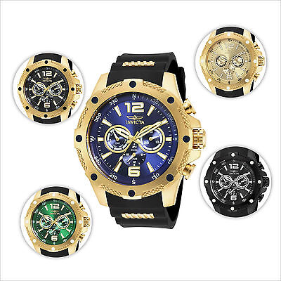 $89.99 - Invicta I-Force Gent's Steel & Polyurethane Strap Watch