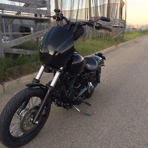 2013 Harley Davidson Dyna Street Bob! Club Style