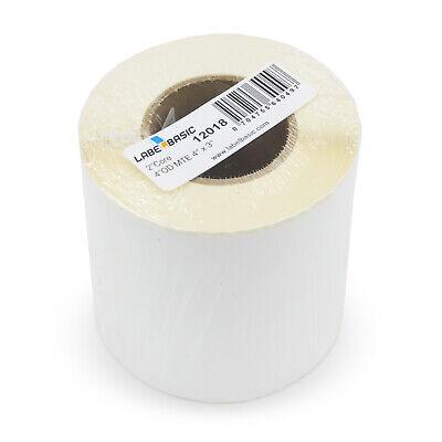 Labels For Primera Lx500 Printer 4 X 3 400 Matte Labels Per Roll