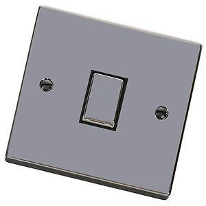 Silver-Gloss-Matt-Light-Switch-Cover-Skin-Sticker-Decal-Any-Room
