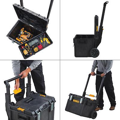 Mobile ToughSystem Storage DWST08250 22 In Anti-Rust Stackab