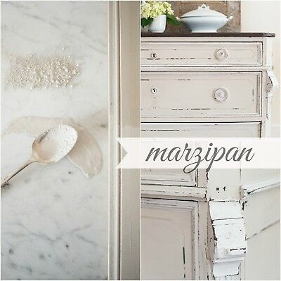 Miss Mustard Seed's Milk Paint - MARZIPAN Off White - Furniture Painting DIY