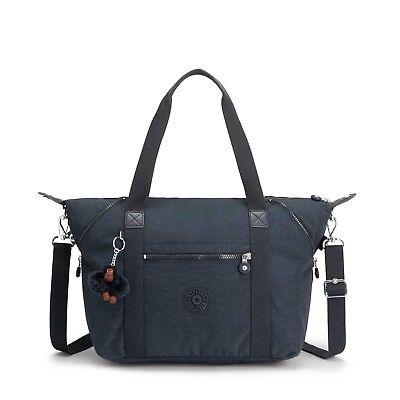 Kipling Large Travel Tote ART Shoulder Bag TRUE NAVY RRP £89