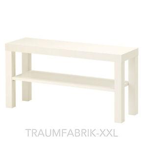 Ikea tavolo da televisore bianco mensola tv scaffale soggiorno 90x26 cm ebay - Supporto tv da tavolo ikea ...