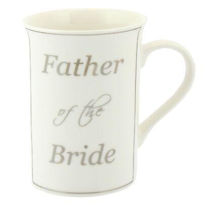 Dia de Boda Regalo Agradecimiento - Taza Porcelana Fina - Padre la...
