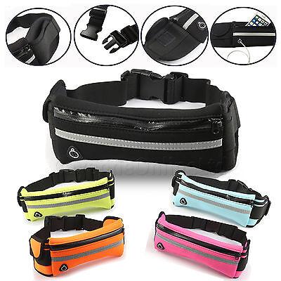 LG G5/g5 SE- Bum Bag Belt Waist Money Pouch Hip Fanny Pack Sports Travel