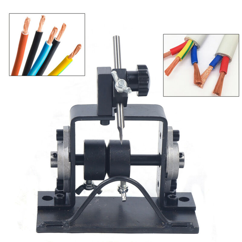 Manual Wire Cable Stripping Machine Cable Wire Stripper For 1mm-30mm Cable