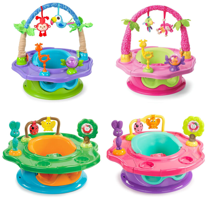 Summer Infant 3-Stage SuperSeat Deluxe, 5 Styles