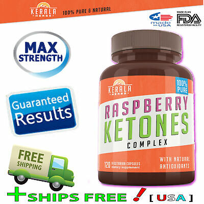 1X Best Ketone Pills Water Retention Relief for Weight Loss Raspberry
