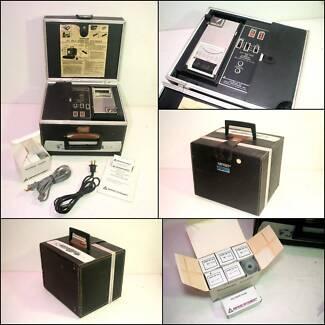 Vintage 1970's AMPROBE 300SVA AC Volt-Ammeter Recorder