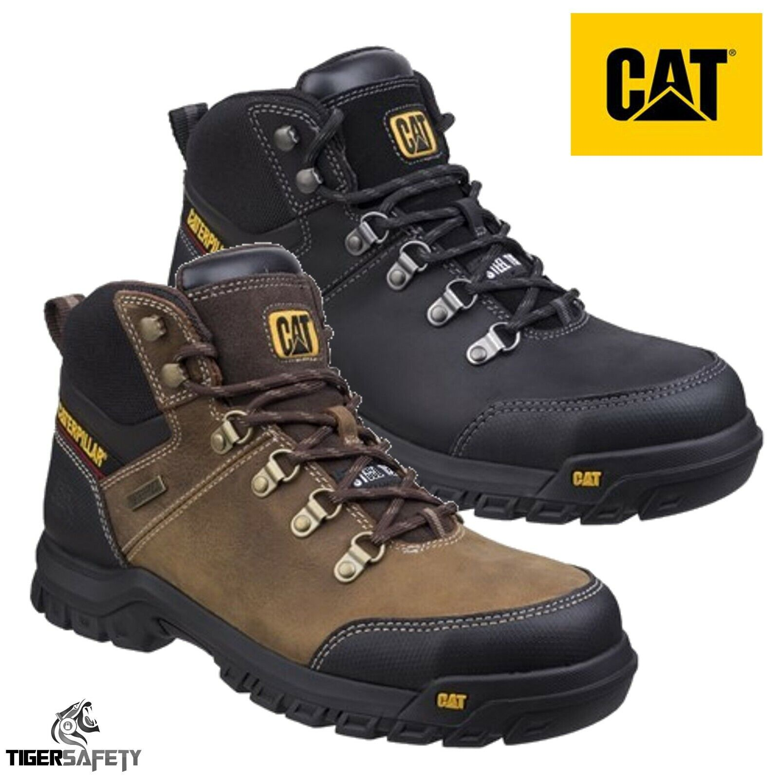 b7767d06e730 купить Caterpillar Mens Cat Footwear, с доставкой Caterpillar CAT Framework  S3 WR SRA Mens Waterproof