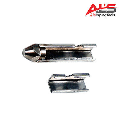 Northstar Drywall Angle Head Nose Clip Set Fits 3.5 And 2.5 Finisher Heads New