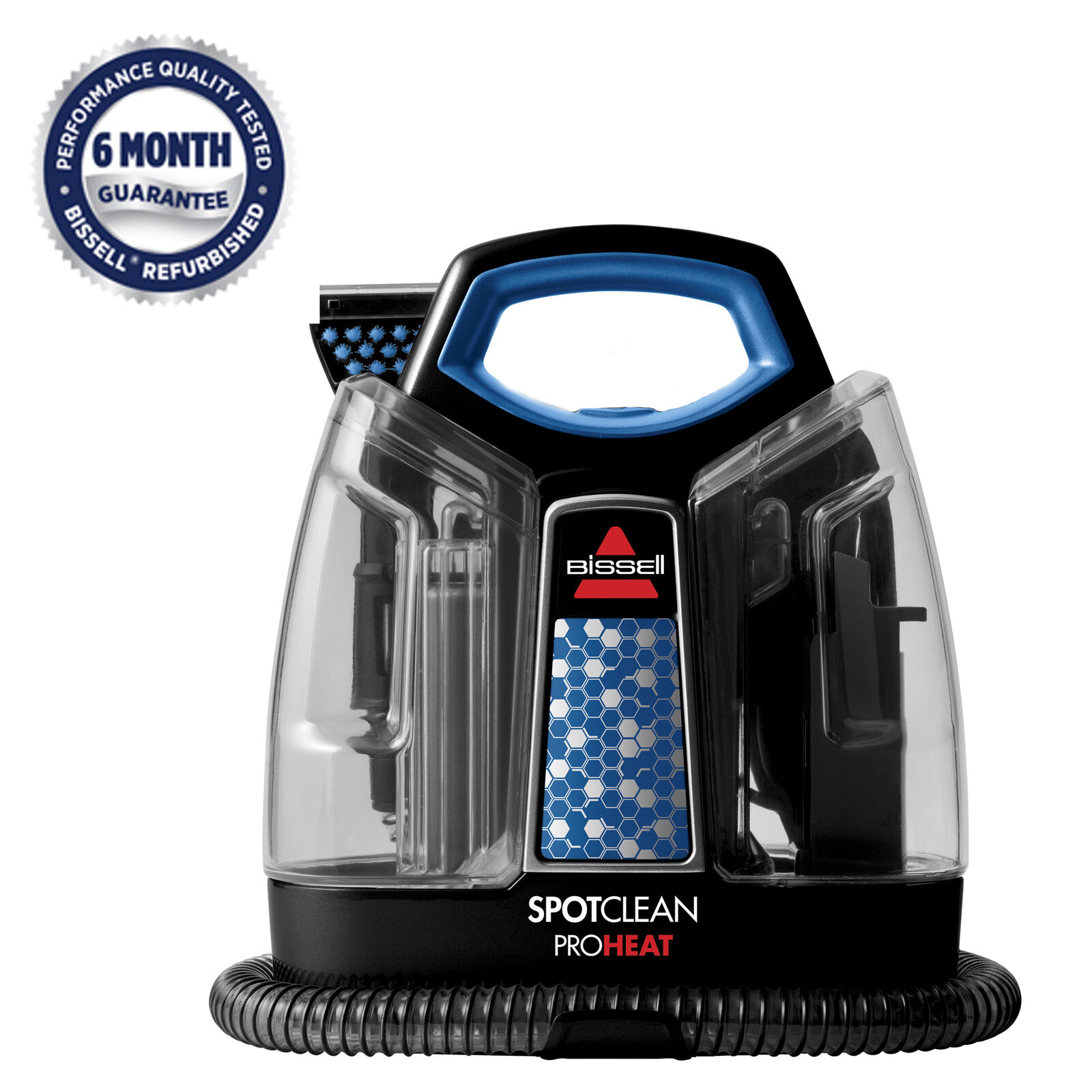 Rug Doctor Deep Carpet Cleaner Vs Bissell Proheat 2x Revolution: BISSELL SpotClean ProHeat Portable Spot Carpet Cleaner