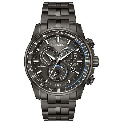 -NEW- Citizen PCAT Eco-Drive Watch AT4127-52H