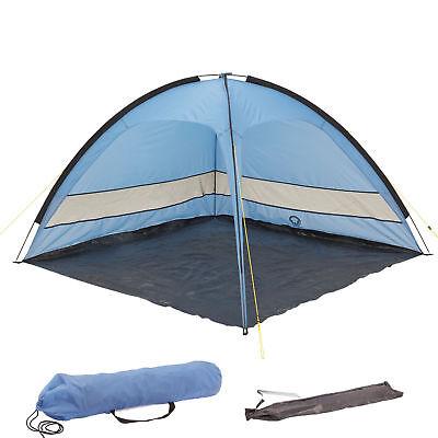 GRAND CANYON Strandmuschel Tampa Strand Zelt Sonnenschutz Wind Schutz groß UV 40