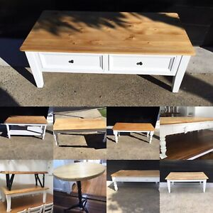 French Hampton coffee table