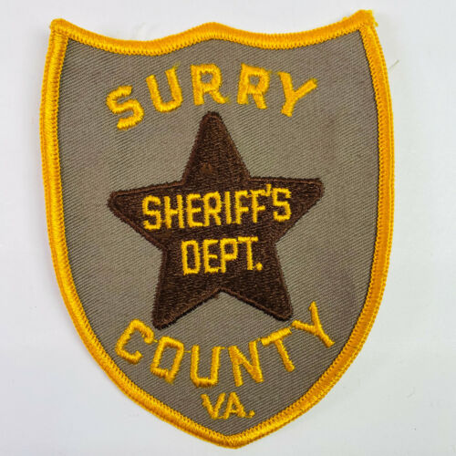 Surry County Sheriff