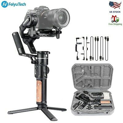 Feiyu Ak2000 S 3 Axis Handheld Gimbal Stabilizer for Mirrorless and DSLR Camera