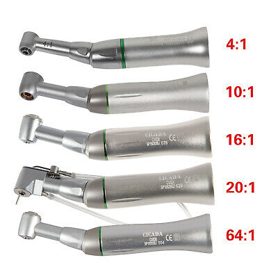 Dental 41 101 161 201 641 Endo Implant Contra Angle Handpiece Slow Fit Nsk