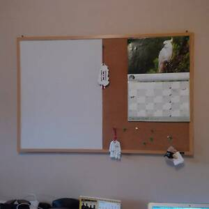 Combination Whiteboard and Corkboard Camperdown Inner Sydney Preview